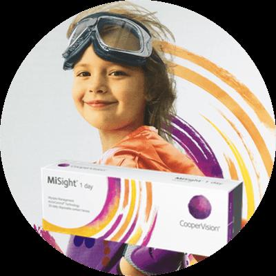 MiSight myopia treatment